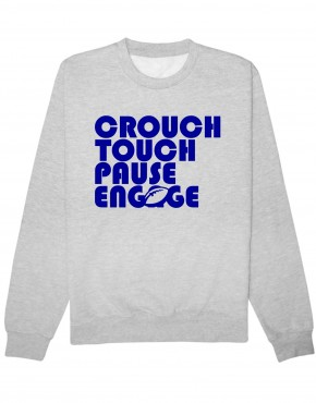 Crouch,-Touch,-Pause,-Engage(bleu)-sweat