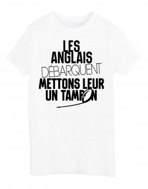 FRANCE-vs-Les-Anglais(noir)-tee