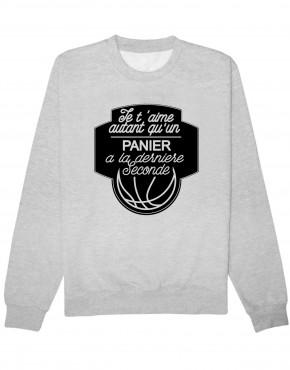 sweat-gris-basket-vnoir
