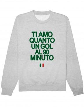 euro2016-italie-sweat-gris-je-t-aime-autant-quun-but-a-la-90-mn