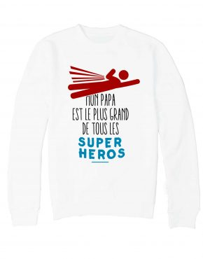 super-heros-sweat-blanc