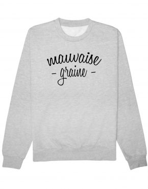 mauvaise-graine-sweat-gris