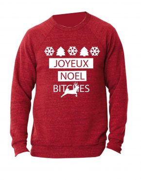joyeuxnoelbitches-sweat-rouge