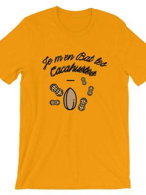 tshirt-jaune-modele-je-men-bats-les-cacachuetes