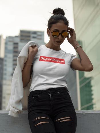 tshirt-blanc-superchieuse-tshirtdef